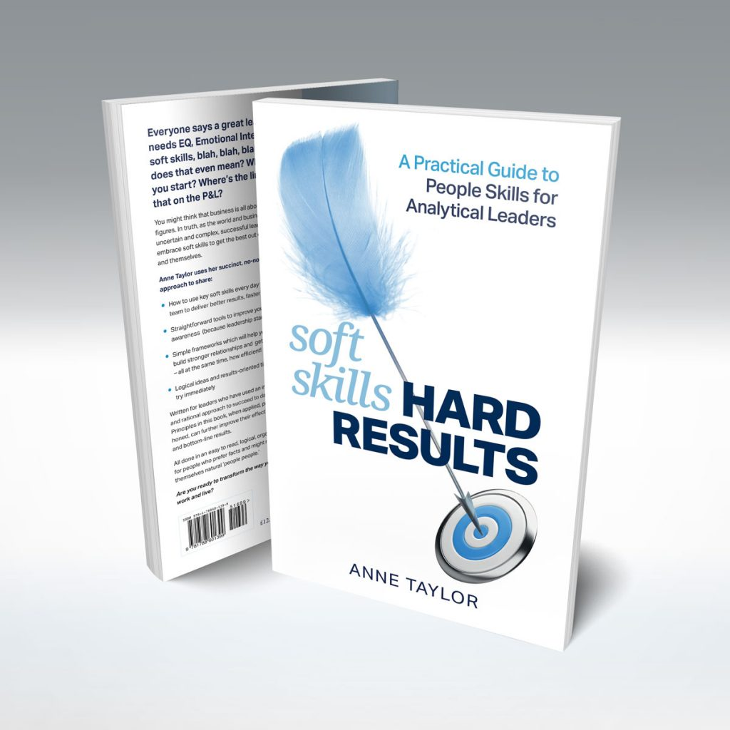 Soft Skills Hard Results - Anne Taylor
